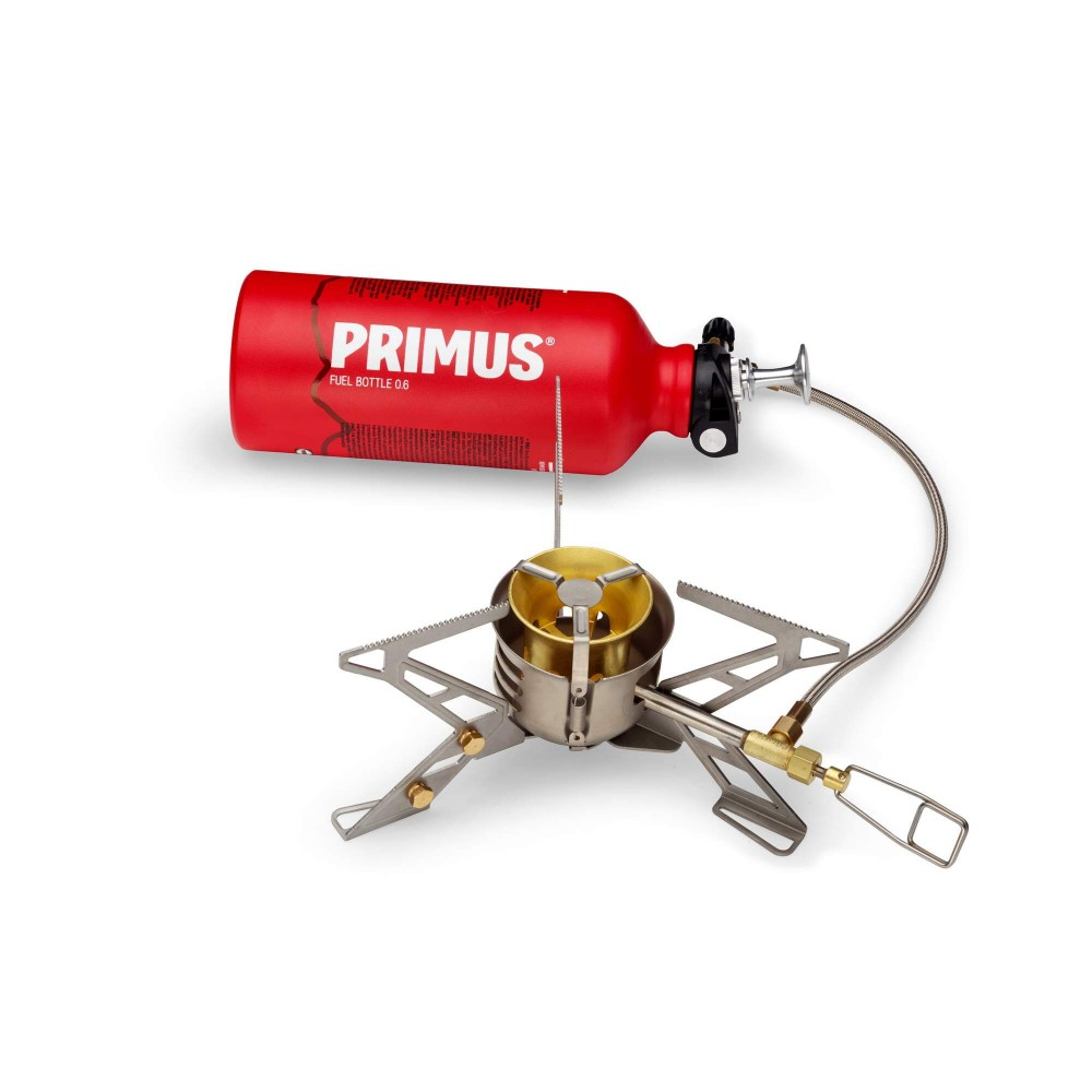 Мультитопливная горелка Primus OmniFuel II with Bottle and Pouch