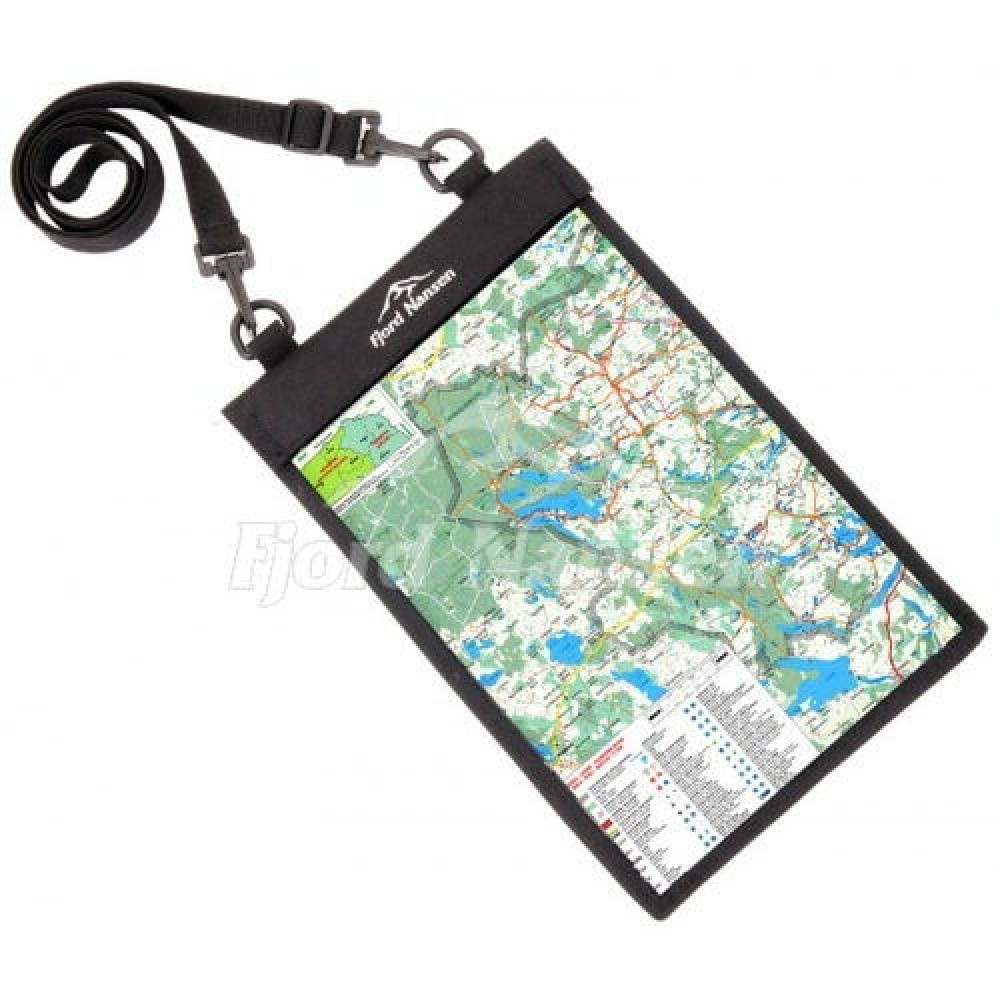 Планшет для карты Fjord Nansen Map Case Regular