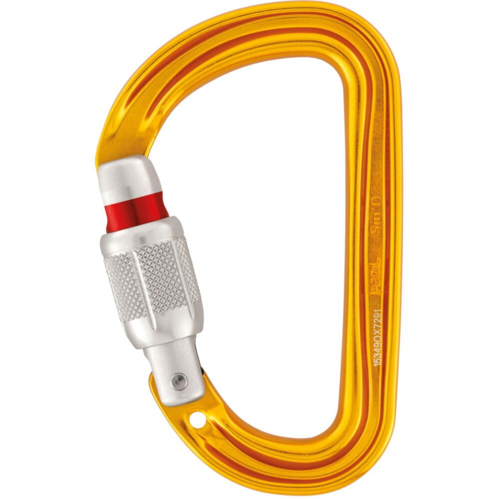 Карабин Petzl Sm'D Screw-Lock M39A SL