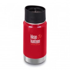 Термофляга Klean Kanteen Wide Vacuum Insulated 355 мл Mineral Red