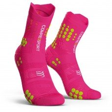 Шкарпетки Compressport Pro Racing Socks V3.0 Trail Fluo