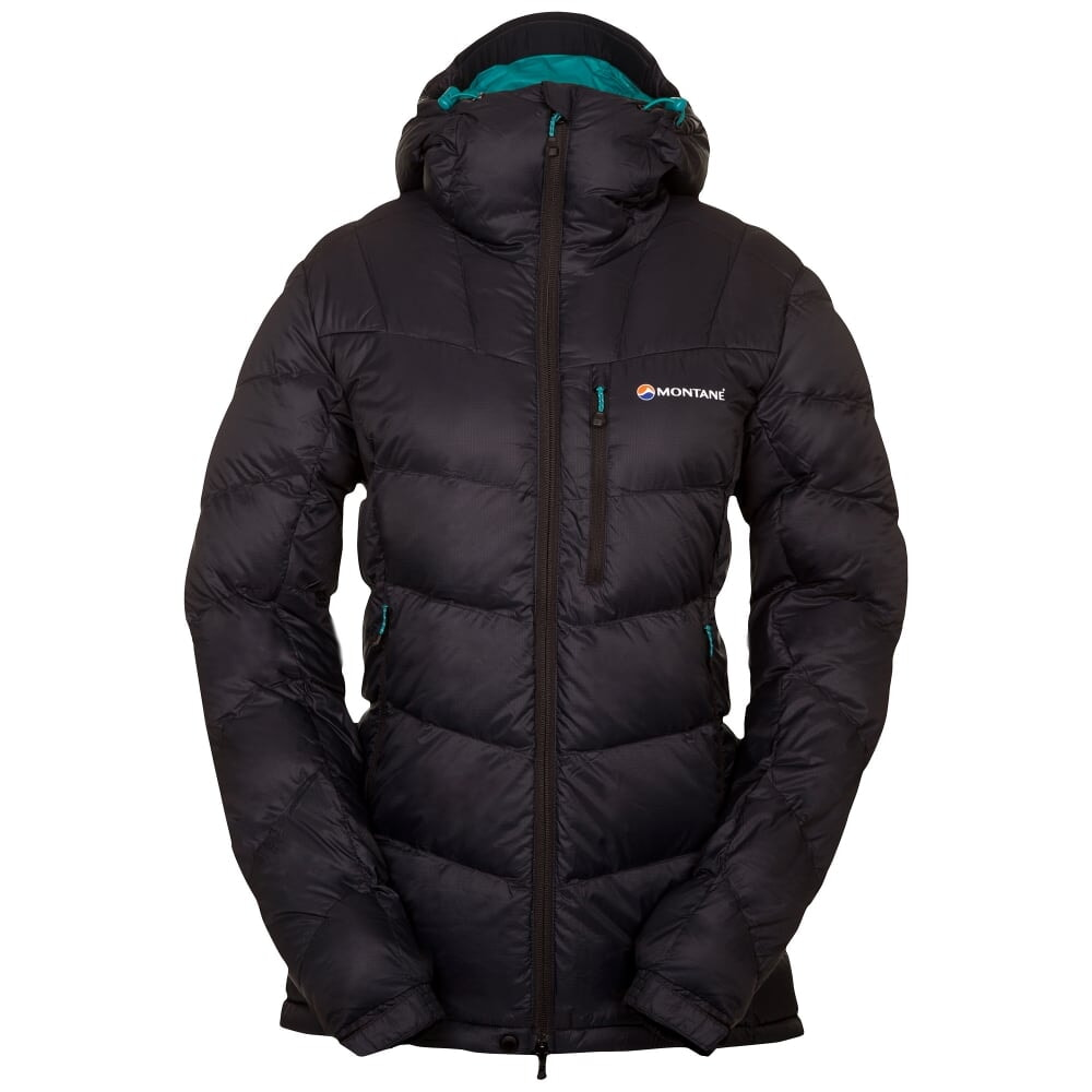 Куртка туристическая Montane Female White Ice Jacket