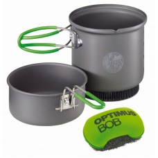 Казанок Optimus Terra Weekend HE Cookset 0.95 L