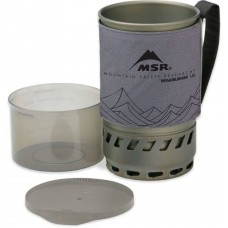 Казанок MSR WindBurner 1.0L Personal Accessory Pot Grey