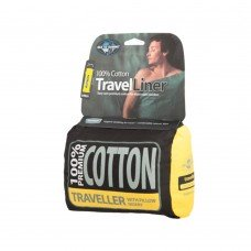 Вкладиш до спальника Sea to Summit Cotton Travel Liner Traveller (with Pillow slip)