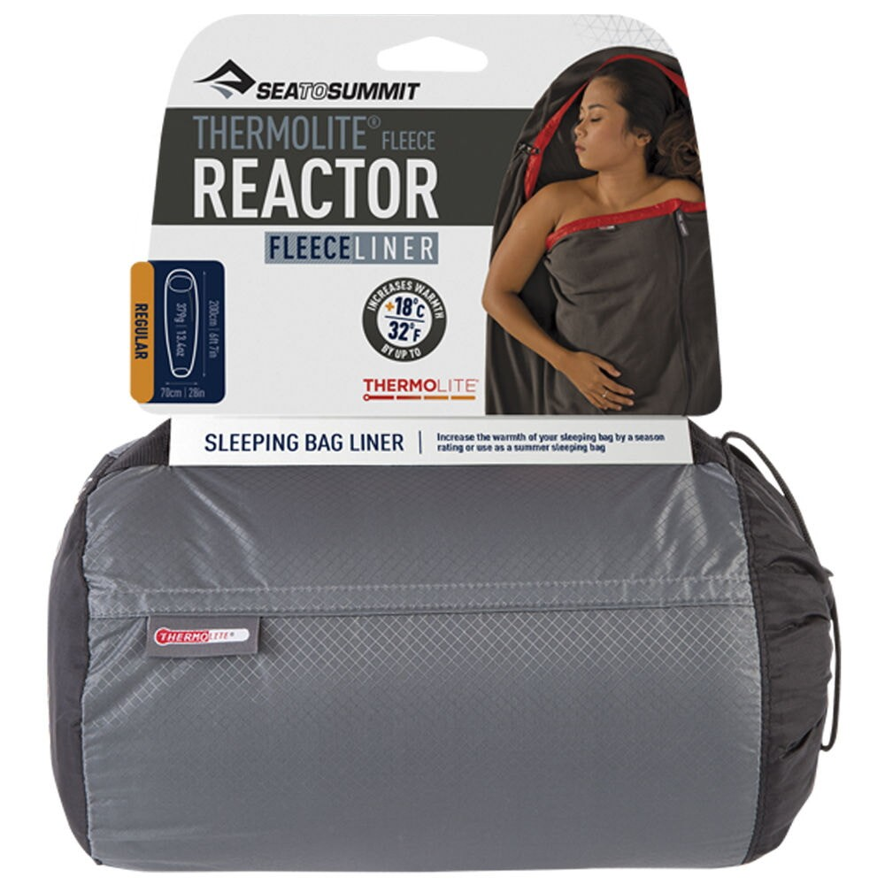 Вкладиш до спальника Sea to Summit Reactor Thermolite Fleece Liner