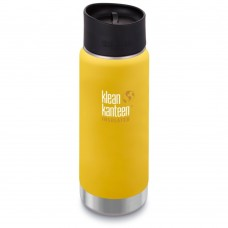 Термофляга Klean Kanteen Wide Vacuum Insulated 473 мл Lemon Curry
