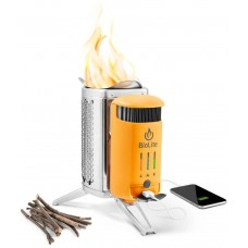 Пальник-зарядка BioLite Campstove 2 with Flexlight