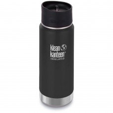 Термофляга Klean Kanteen Wide Vacuum Insulated 592 мл Shale Black