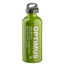 Емкость для топлива Optimus Fuel Bottle M 0.6 L Child Safe Green