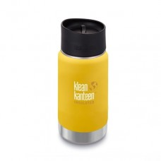 Термофляга Klean Kanteen Wide Vacuum Insulated 355 мл Lemon Curry