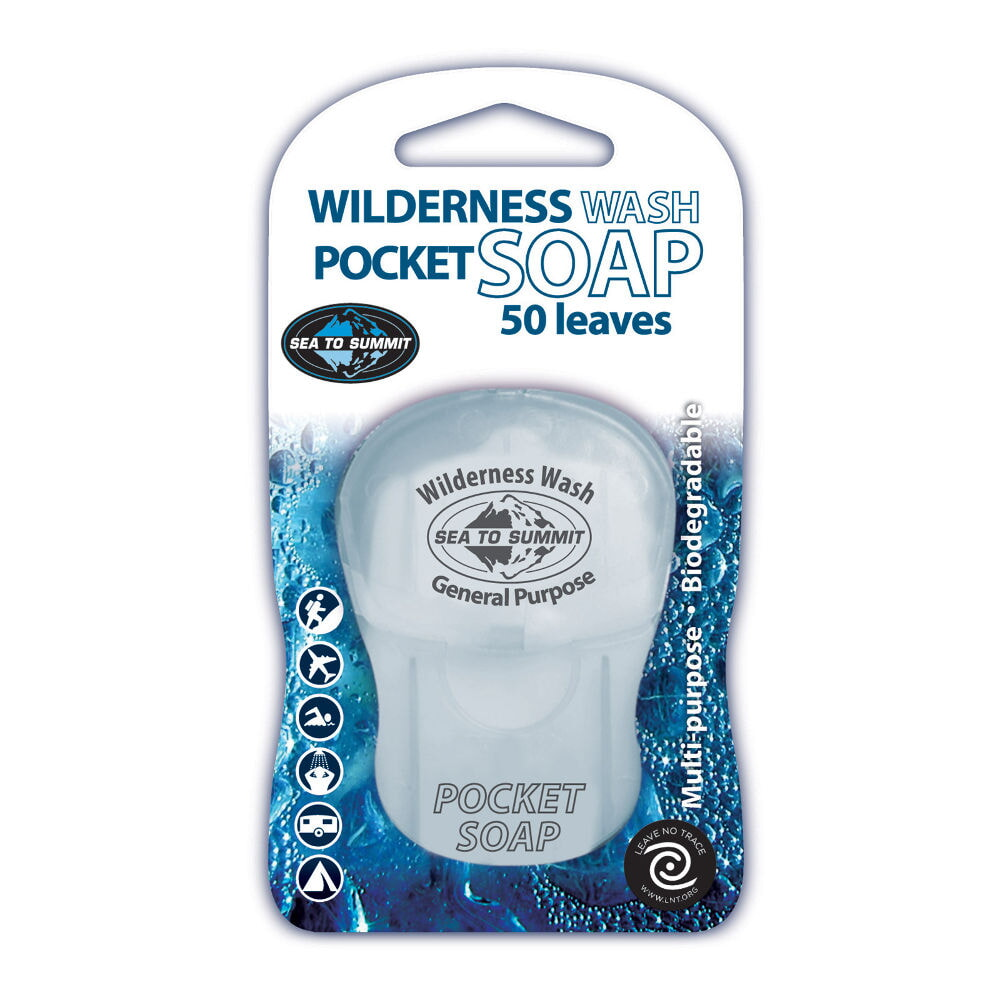 Мило Sea to Summit Wilderness Wash Pocket Soap