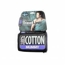 Вкладиш до спальника Sea to Summit Cotton Travel Liner Mummy