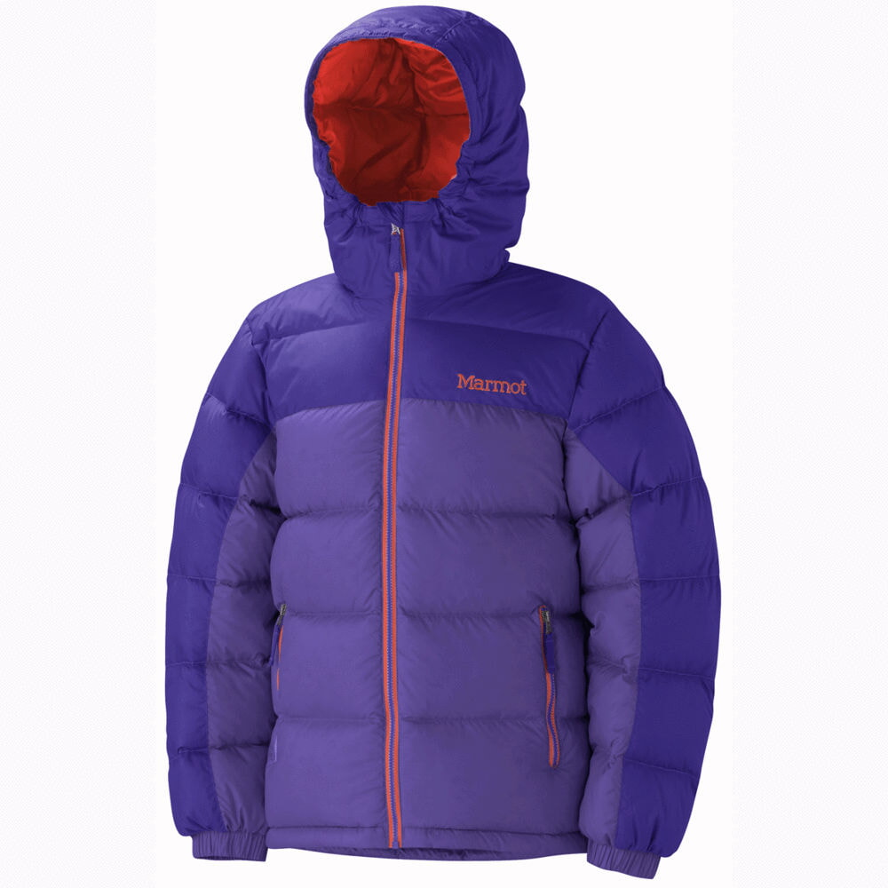 Куртка Marmot Girl's Guides Down hoody
