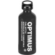 Емкость для топлива Optimus Fuel Bottle M 0.6 L Child Safe Black