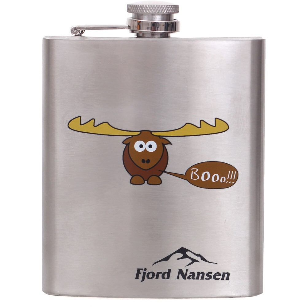 Фляга Fjord Nansen Moose Hip Flask 0,2 л
