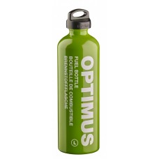 Ємність для палива Optimus Fuel Bottle L 1.0 L Child Safe Green