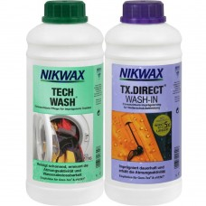 Набір Nikwax Twin Pack (Tech wash 1 л + TX Direct 1 л)
