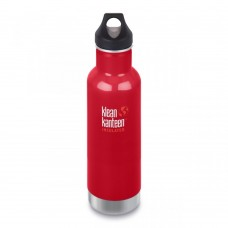 Термофляга Klean Kanteen Classic Vacuum Insulated 592 мл Mineral Red