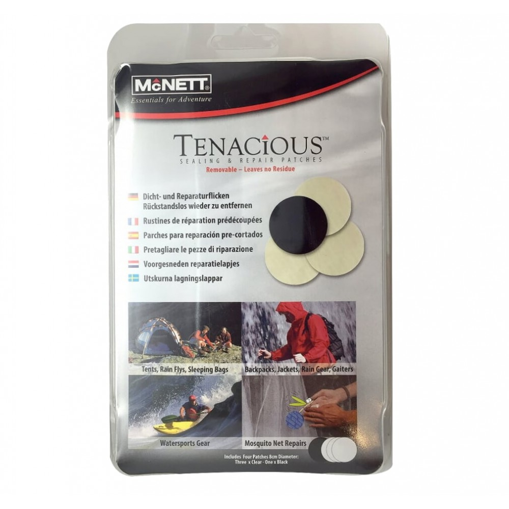 Ремонтный набор McNett Tenacious Repair Kit Tenacious